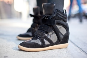 Must-have: Isabel Marant Wedge Sneakers