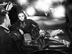 Mila Kunis, a Dior-lány