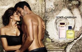POUR FEMME & POUR HOMME Campaign by Dolce&Gabbana