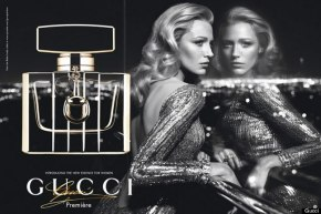 """Gucci """"Première"""" Fragrance Ad featuring Blake Lively"""