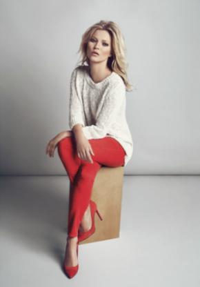 Kate Moss for Mango 2012 Fall/Winter Lookbook