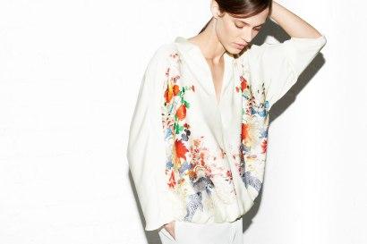 Hello Spring! Zara Lookbook For April