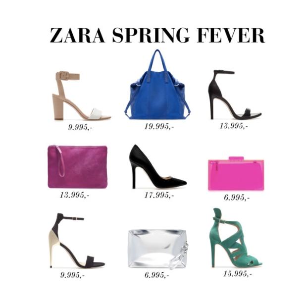 Zara Spring Fever